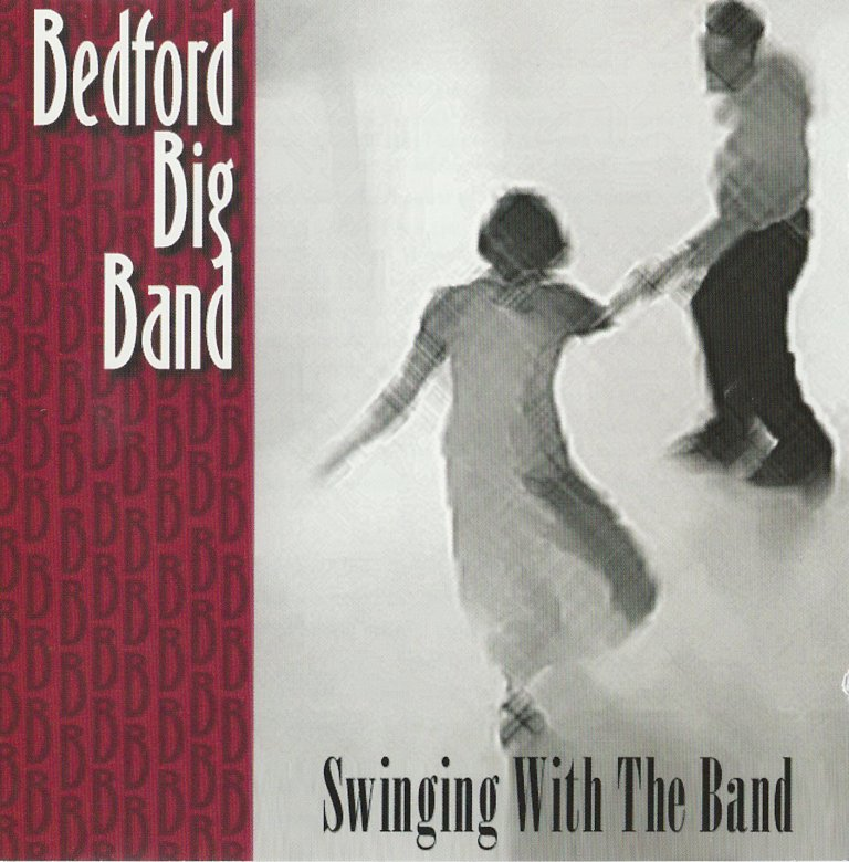 Swinging With The Band CD